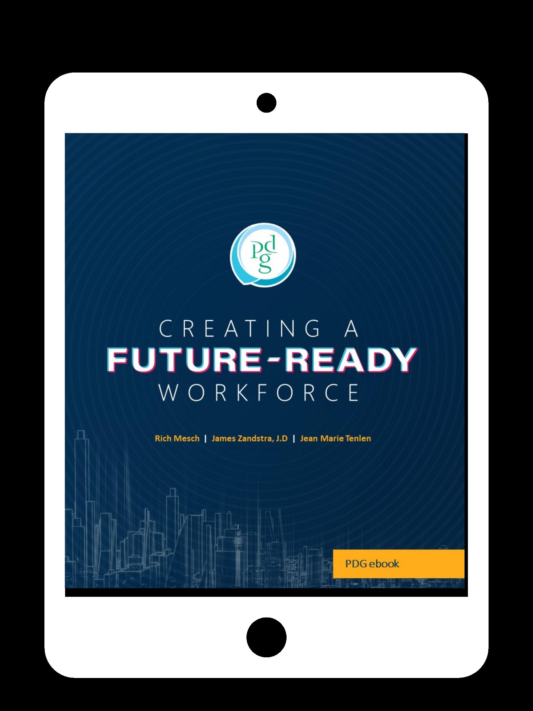 Creating a Future Ready Workforce Ebook