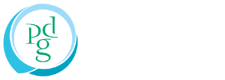 PDG Logo_White
